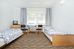 Noclegi nad morzem w Jastrzębia Góra – Namiastka – Pokój nr 7, 8 – 01